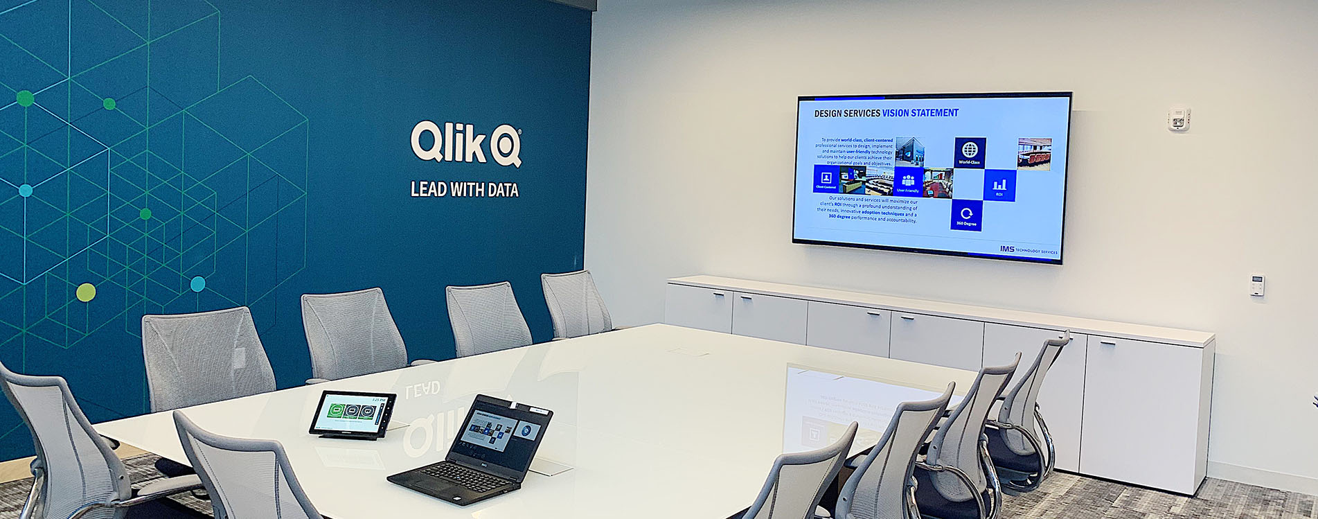 Case Study - Qlik Corporate Headquarters