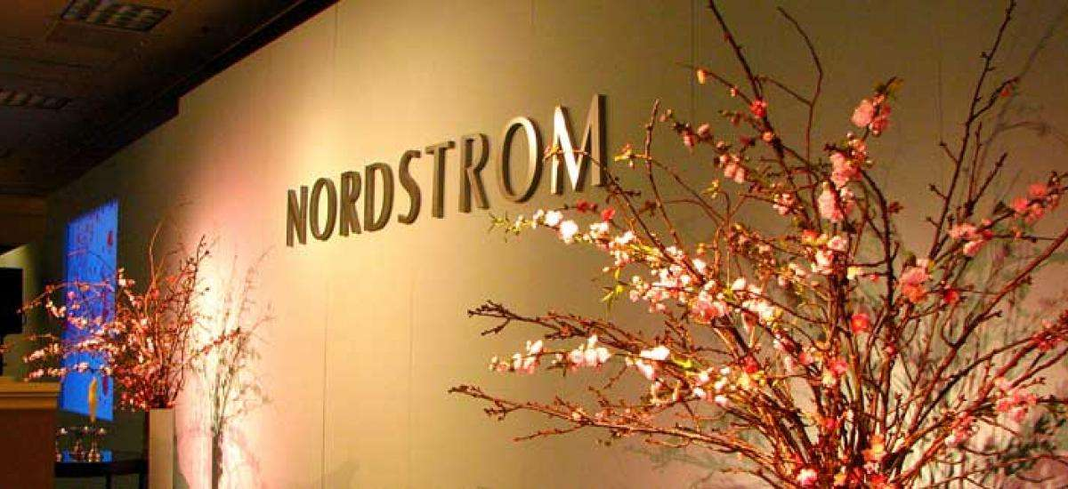 Nordstrom regional performance recognition and company news meeting