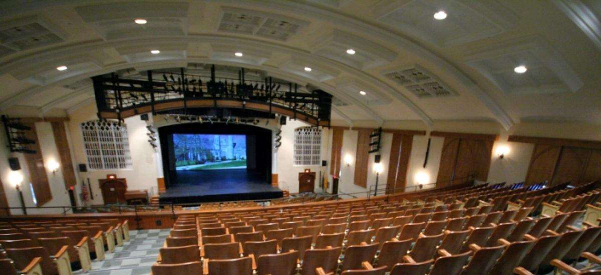 Video Upgrades at West Chester University