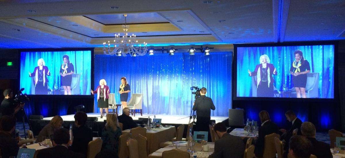 Case Study: Event Staging and Production for Conference Series