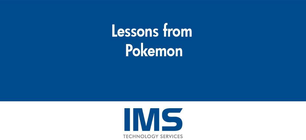 Lessons from Pokemon: Should We Do Something Just Because We Can?
