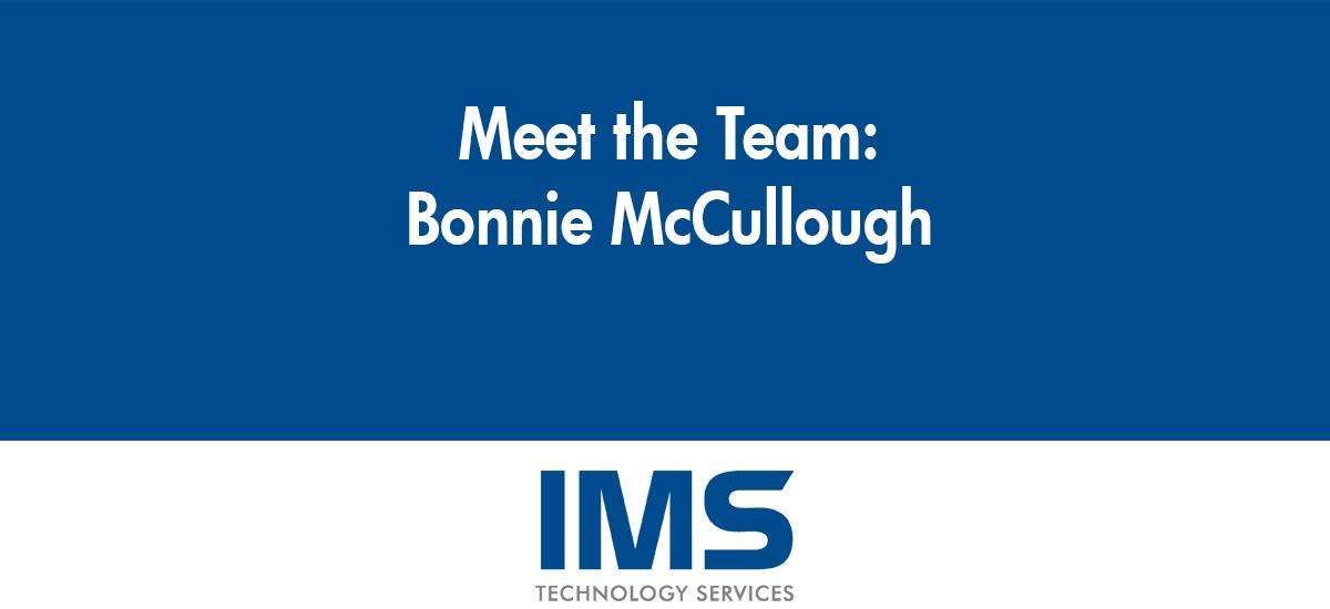 Bonnie McCullough - Purchasing Administrator