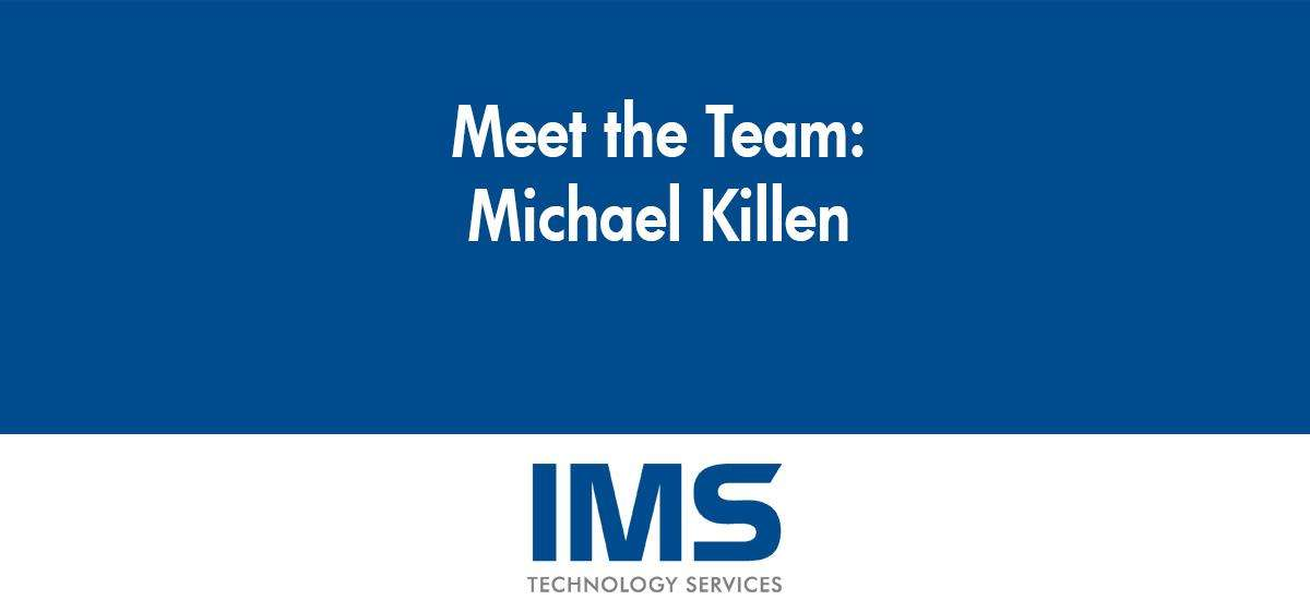 Michael Killen - Lead Installation Technician
