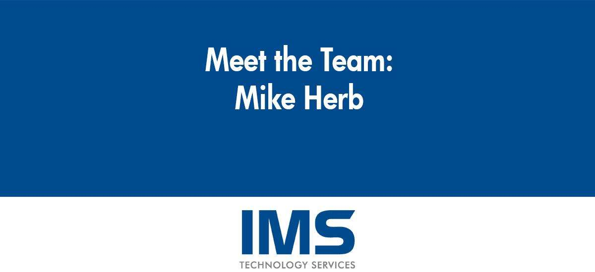 Mike Herb - Director of Systems Design Engineering