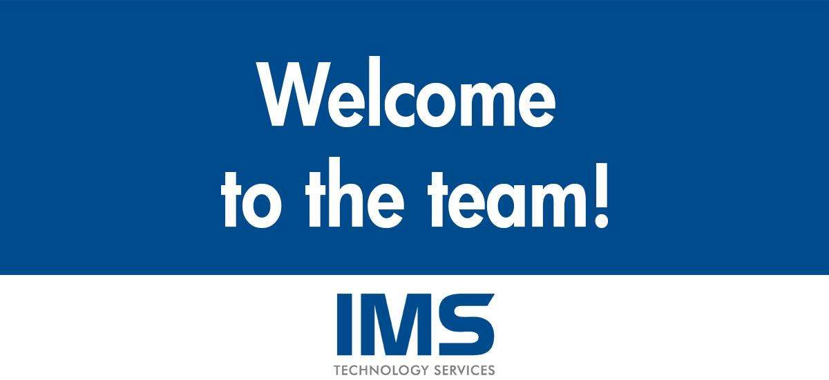 IMS Announces New Team Members