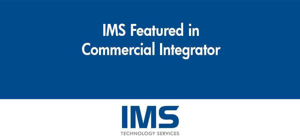 What Evolution Looks Like: CI Profile of IMS Technology Services