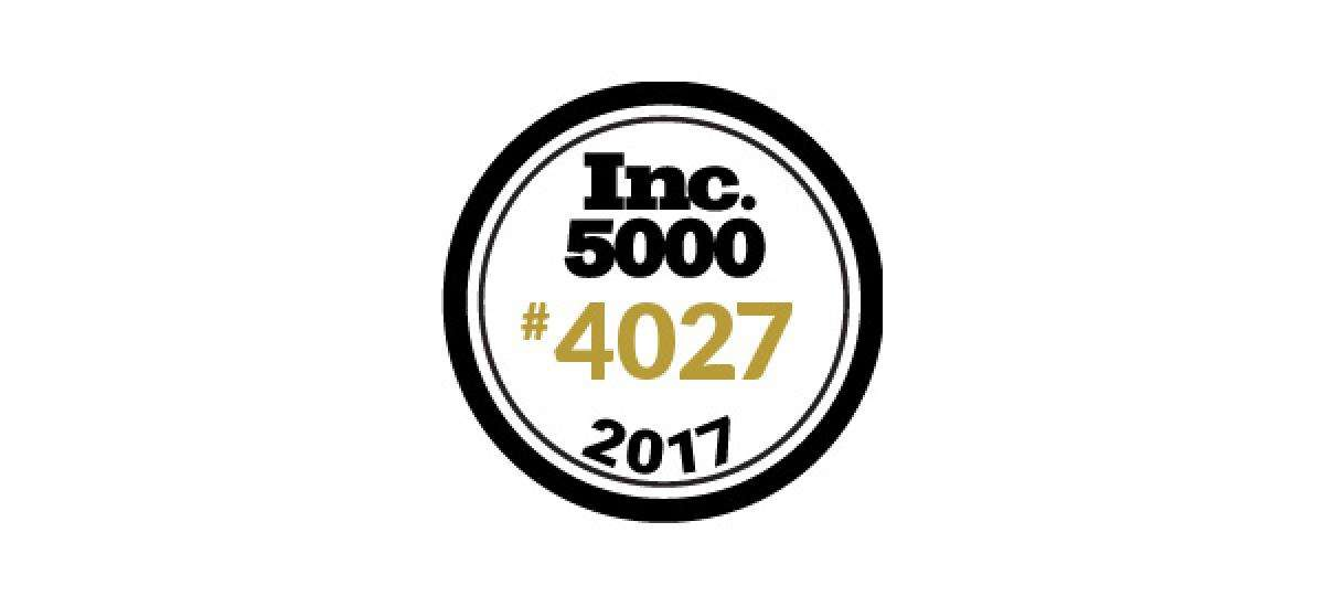 IMS a 6-Time Inc. 5000 Honoree