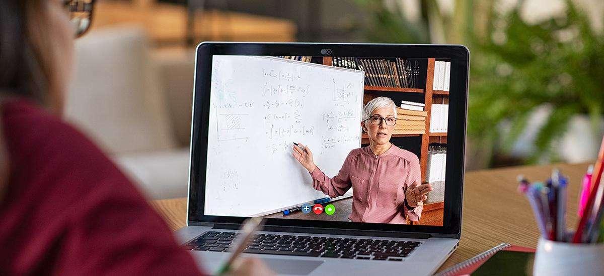 In-Person + Online Learning = Hybrid Education Model