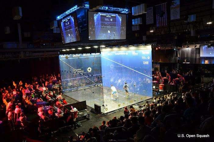 2014 US Open Squash Championship