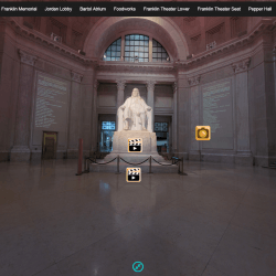 Planner Tools: Virtual Tour of the Franklin Institute