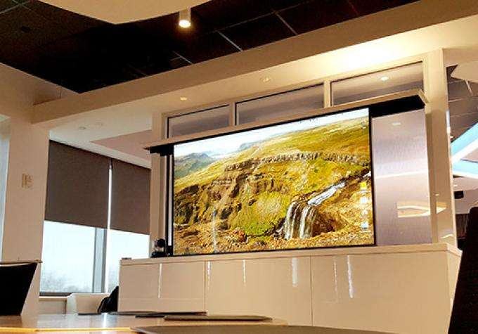IMS Featured in Commercial Integrator Project of the Month