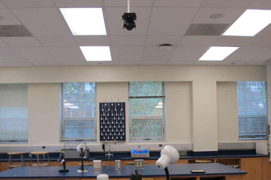 Preparing Classrooms for Hybrid and Hy-Flex Education Models